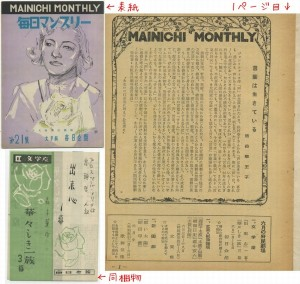 MAINICHI MONTHLY 第21集