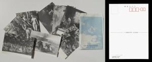 プチ・パレ美術館名品展(1982)のポストカード8枚