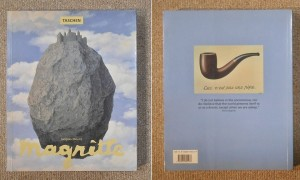René Magritte(ルネ・マグリット)1898-1967 ; 表紙=The Castle of the Pyrenees/Jacques Meuris/Benedikt Taschen 1994/言語=英語