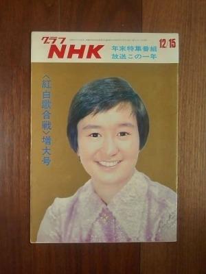 グラフNHK(1972.12/15)