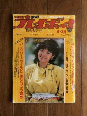 週刊プレイボーイ(1980年5月20号)No.21